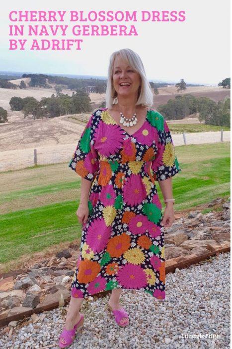 Adrift Summer Dress