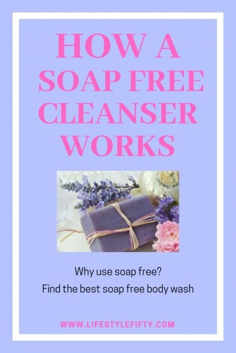 soap free, text overlay image