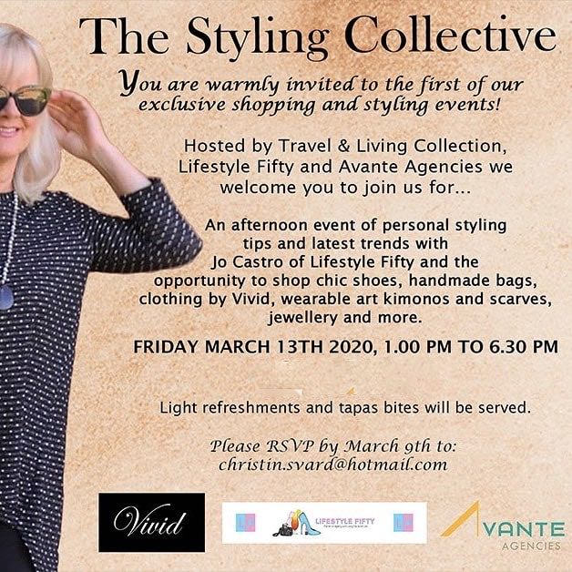 Invitation to Styling Collective