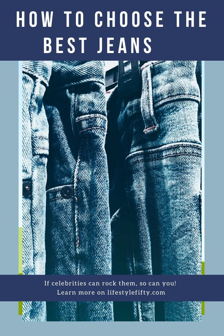 how to choose the best jeans, pic of blue jeans
