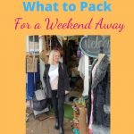 What to pack for an active weekend away