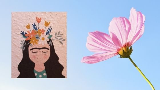 Artist designed greeting card