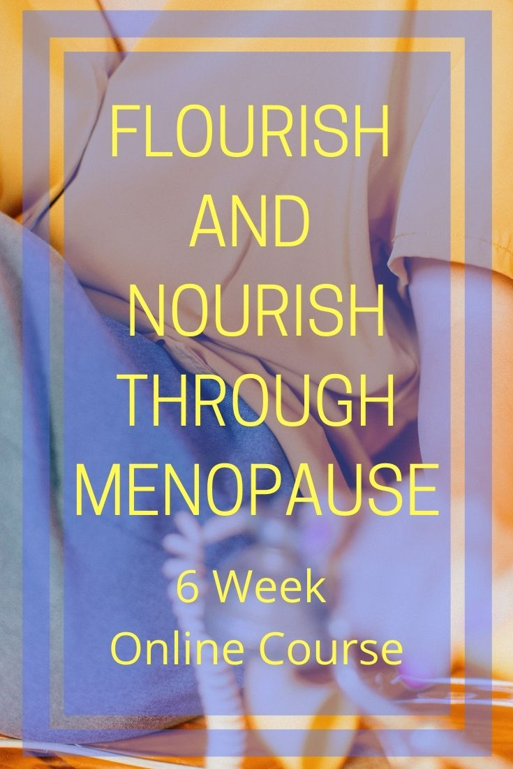 Menopause Relief - Graphic