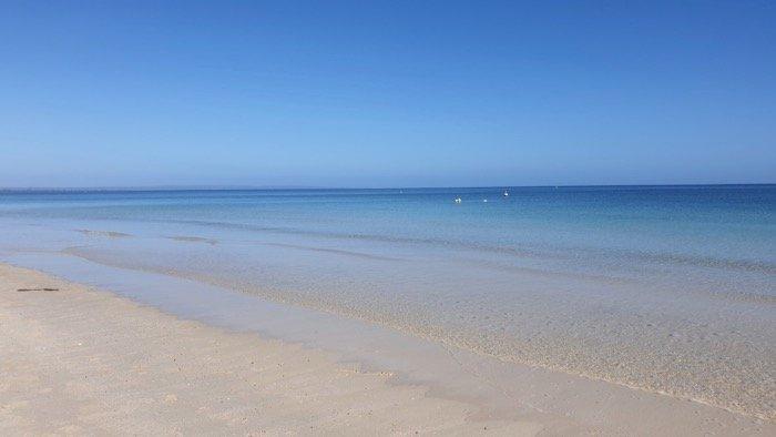 Beach Scene, Busselton