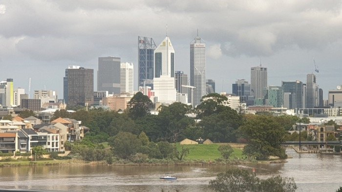 Photo of Perth, Australia from the blog post : Achieve More and Find Purpose in Life.