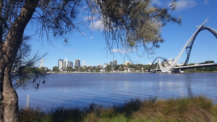 Photo: Swan River, Australia : Blog Post - How to Live with Purpose