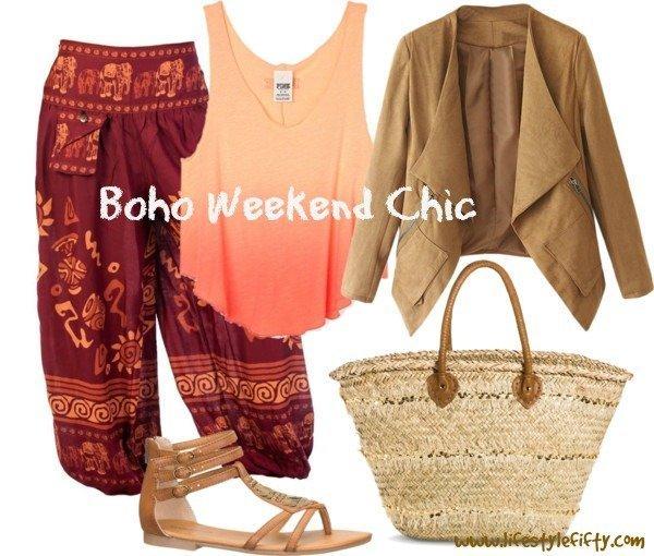 Ideas for Boho style clothing